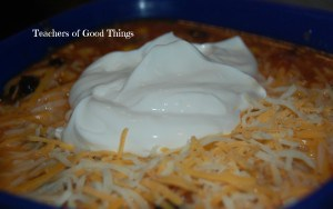 Deliciously Easy Taco Soup