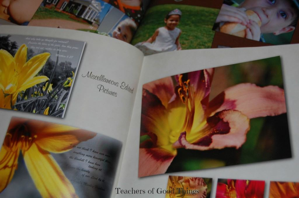 Making Photo Books with Your High Schooler