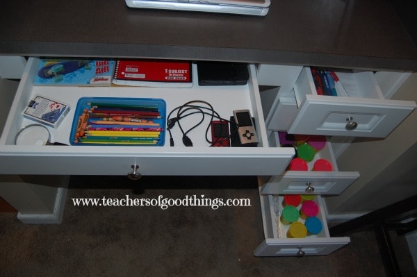 Using drawers for for #learningcenters @Titus2Teacher from www.joyinthehome.com