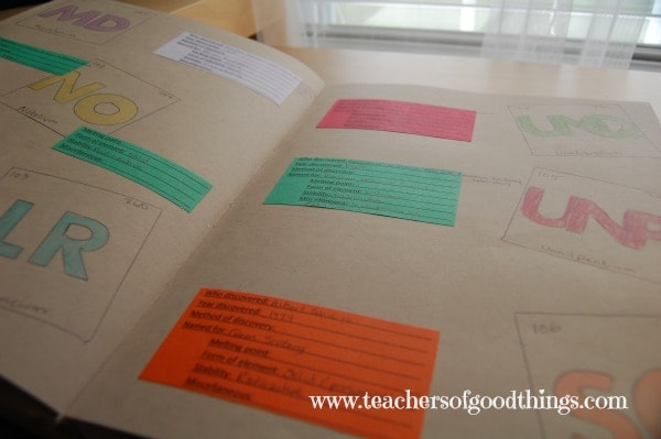S is for Science Journaling Ideas