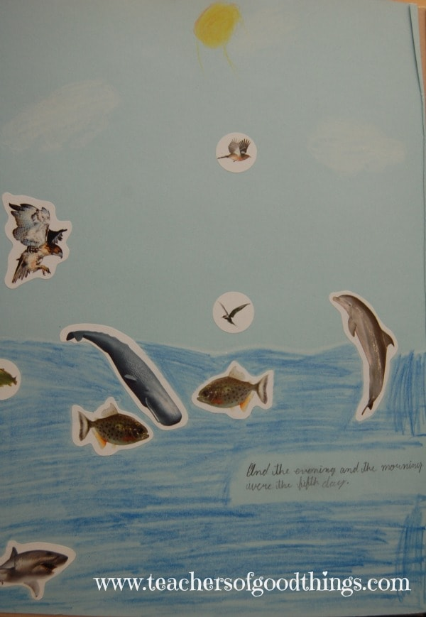 O is for Ocean Journaling Ideas