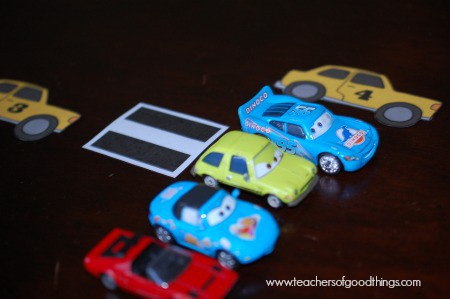 How to Teach Math with Cars - Add the number www.joyinthehome.com.jpg