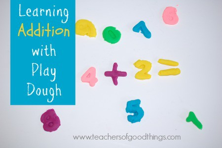Learning Addition with Play Dough www.joyinthehome.com.jpg