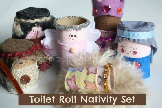 toilet-roll-nativity-set