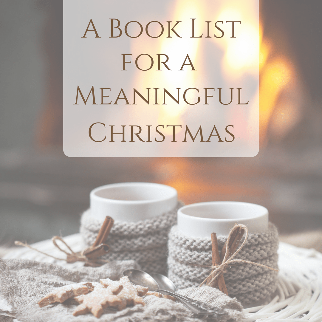 A Book List for a Meaningful Christmas