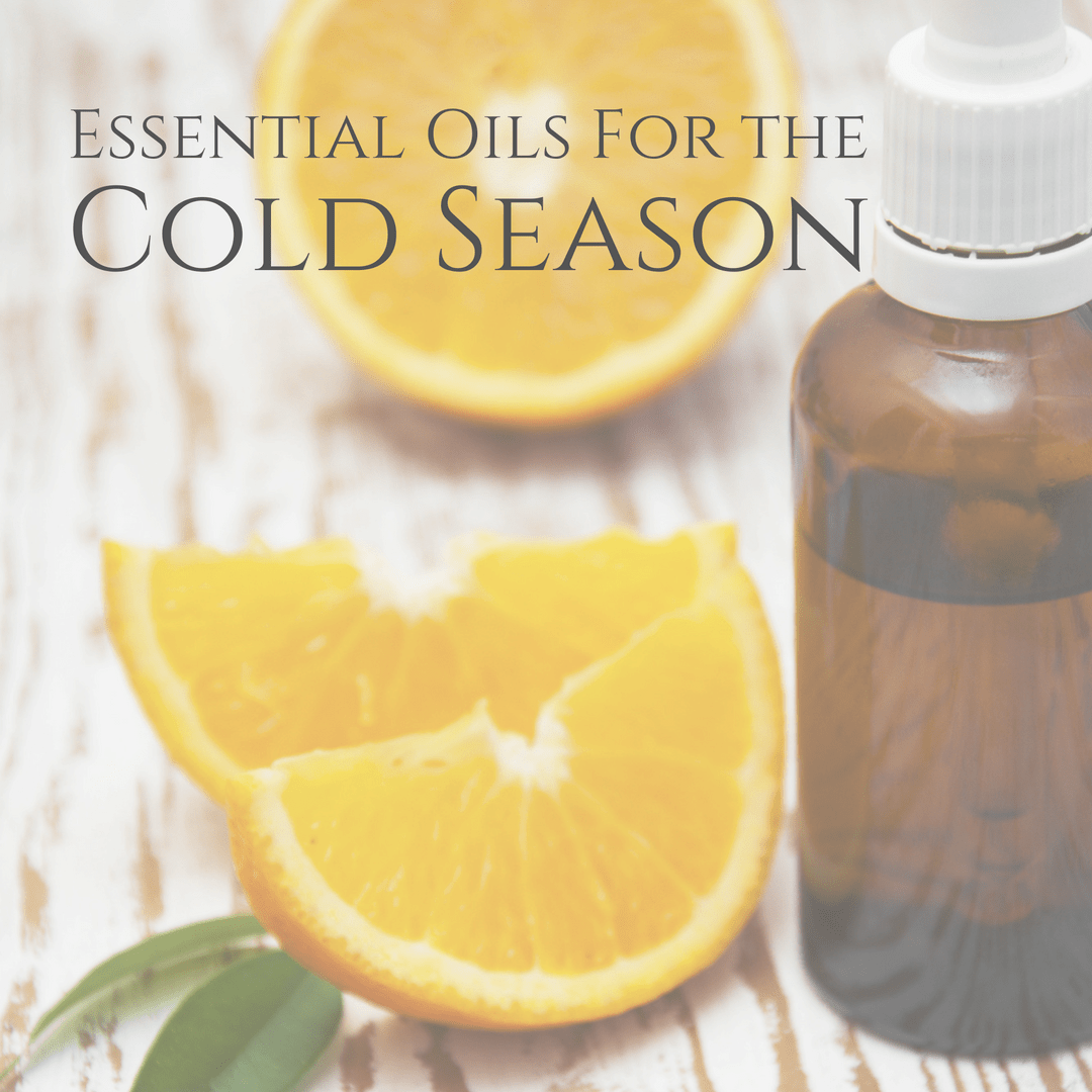Essential Oils for the Cold Season