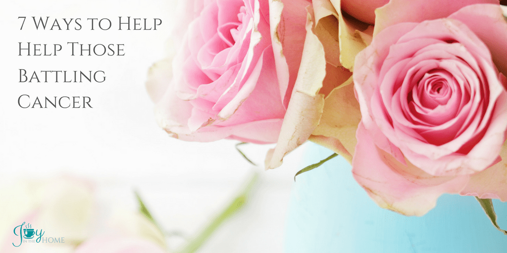 31 Bible Verses for Families Affected By Cancer - The Joyfilled Mom