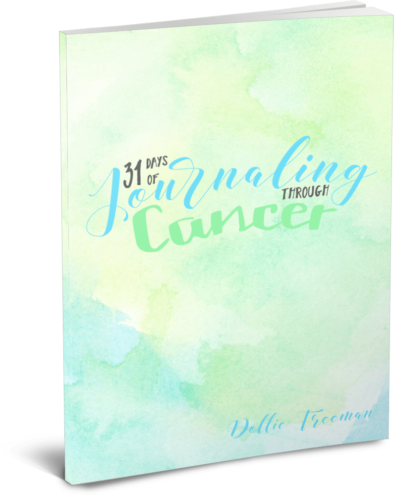 31 Days of Journaling Through Cancer